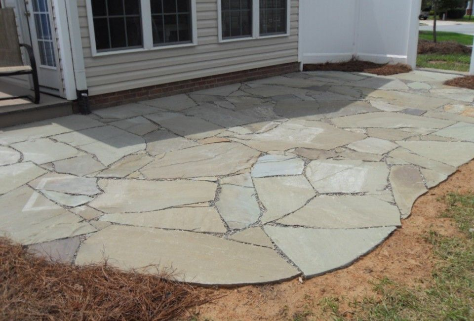Irregular Bluestone Patio Irregular Bluestone Patio Home Design Ideas,  Pictures, Remodel And | Outdoor Home Decor | Pinterest | Bluestone Patio  And Patios