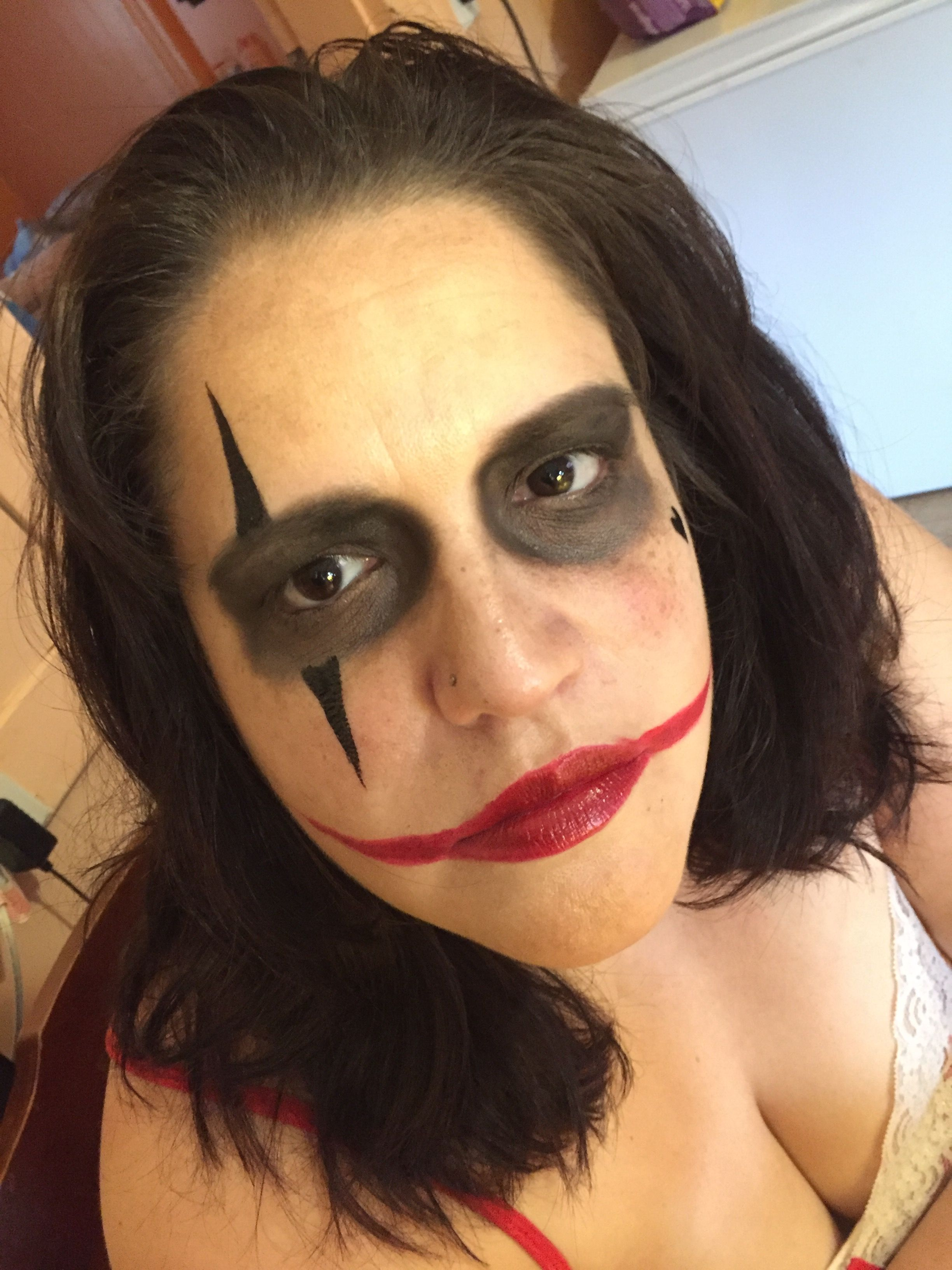 ad freesample halloweenwithglimmer Face makeup