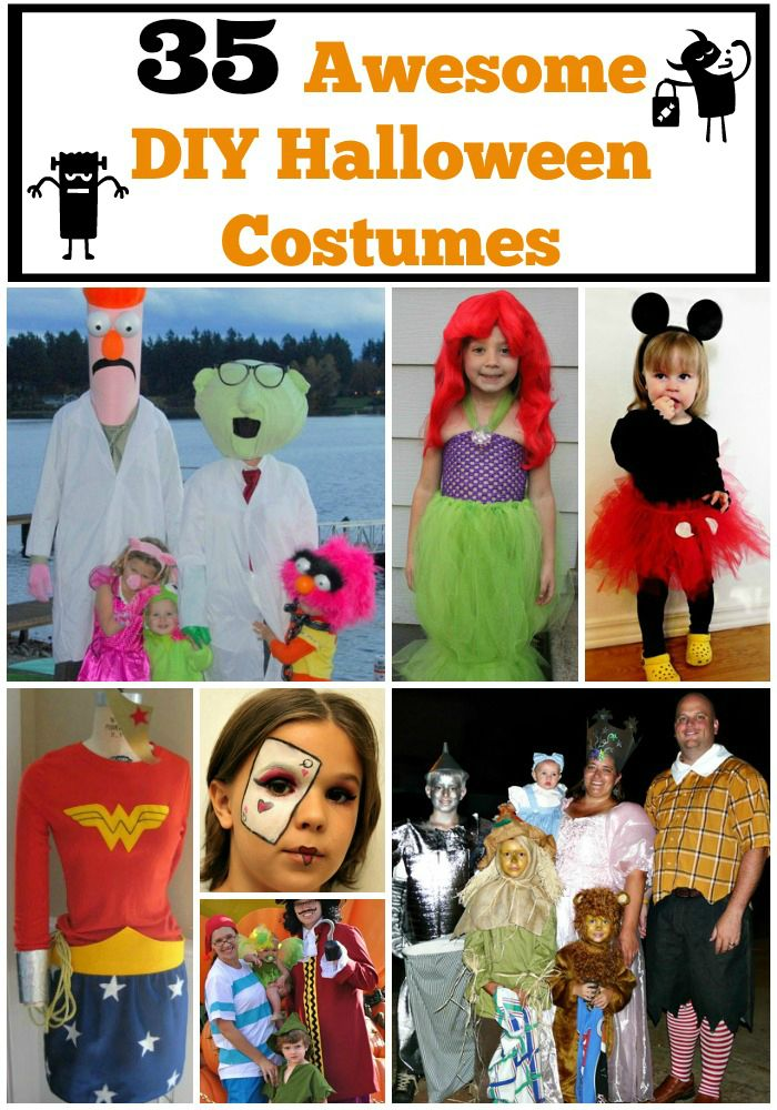 35 Awesome Diy Halloween Costumes A Spectacled Owl Diy Halloween Costumes Halloween Diy Diy Halloween Food