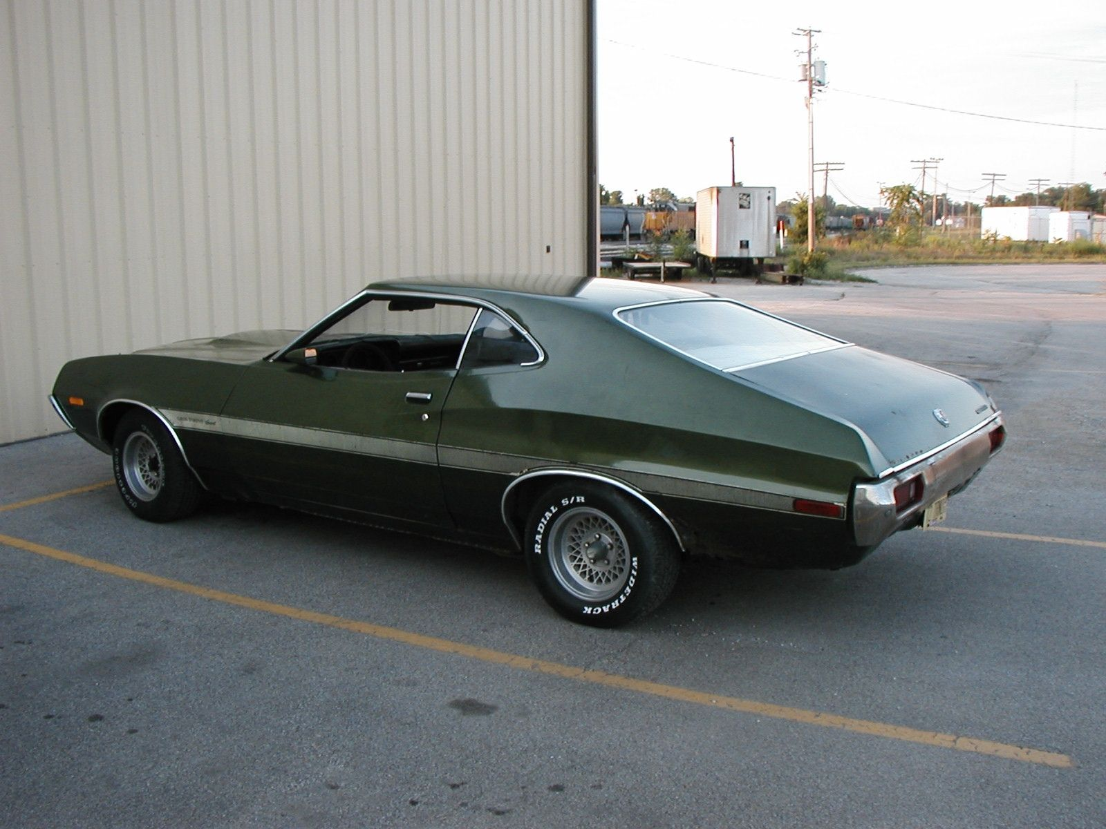 Rtwind02 1972 Ford Gran Torino 14066229 Vintage Muscle Cars