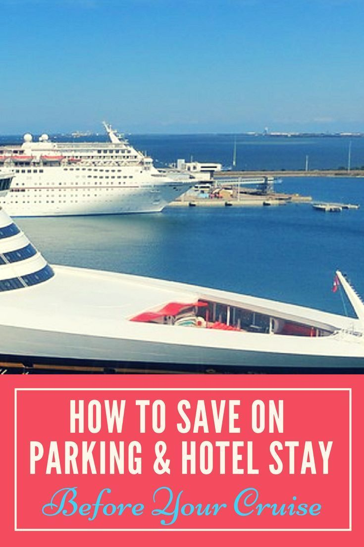 Great Hotel Parking Deal Port Canaveral Area Stay Package And Cruises