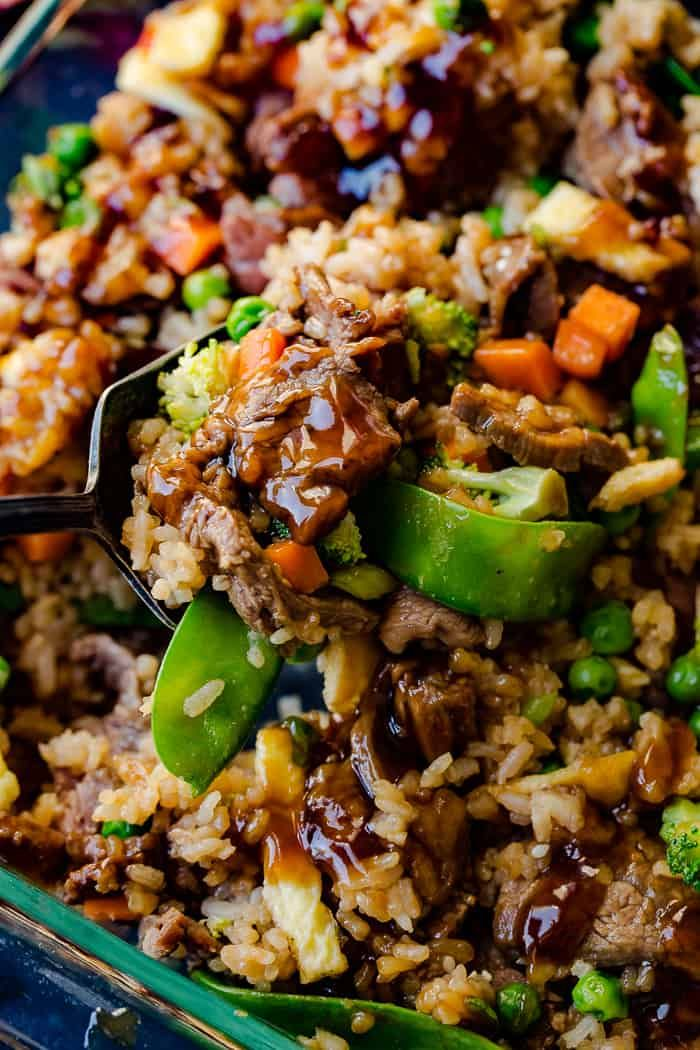 Casserole Recipes For Dinner Beef Rice