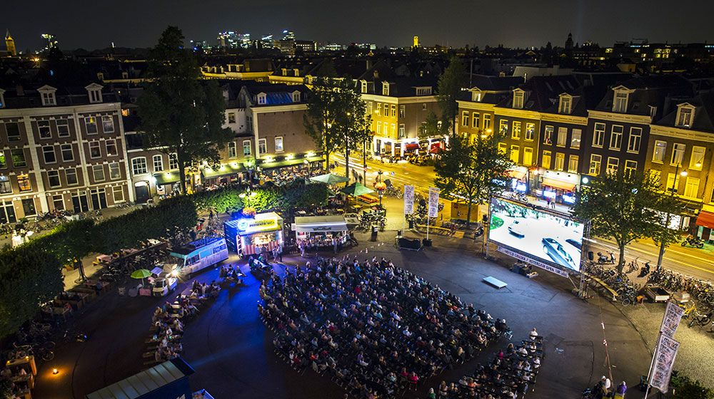Amsterdam's Best Open Air Cinemas & Movie Festivals