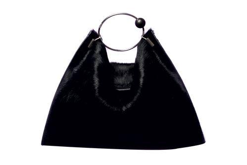 Céline poulain noir sacs stars de l'automne hiver 2013 2014