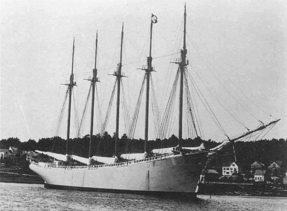 The mystery of the Carroll A Deering schooner | Creepy ghost stories,  Creepy ghost, Ghost stories