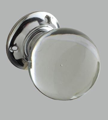 Glass Door Knobs | For Riley | Pinterest | Door knobs, Glass door ...