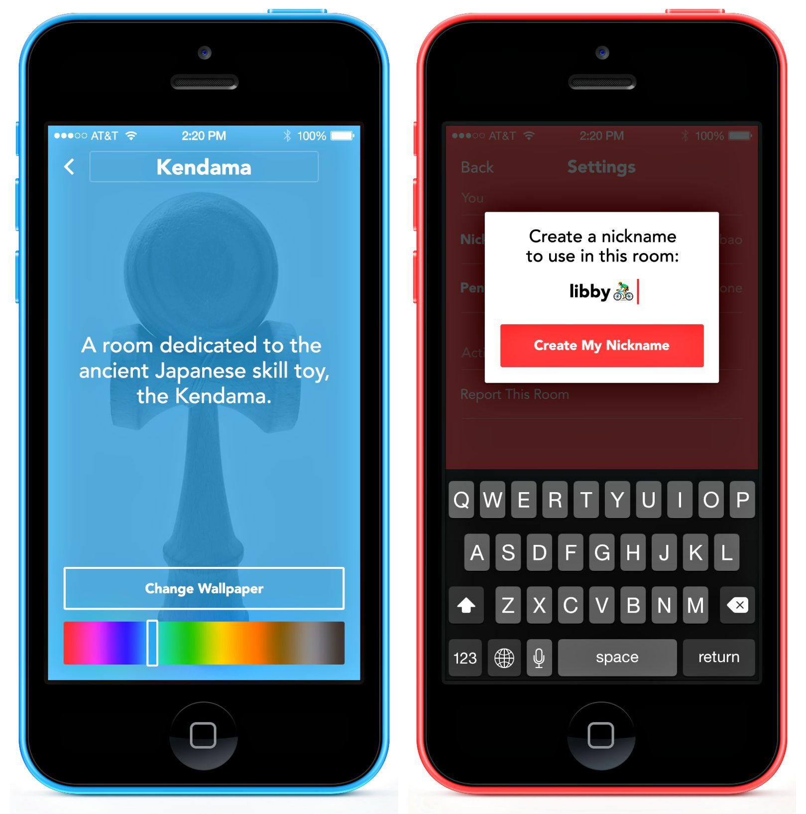 Facebook Unveils Its Own Anonymous App Chat App Best App Design Anonymous App