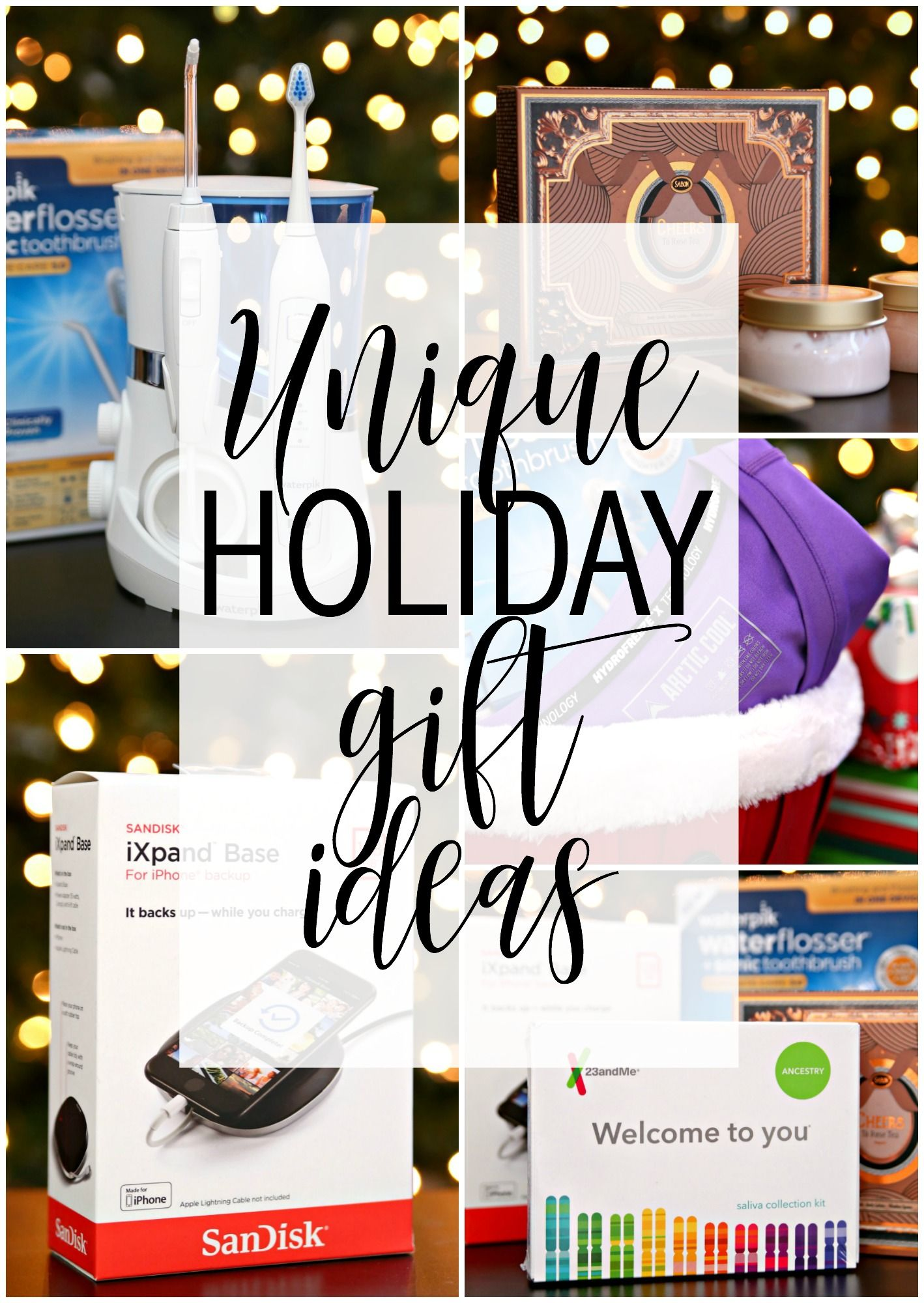 Unique gift ideas holiday gift guide unique gifts easy