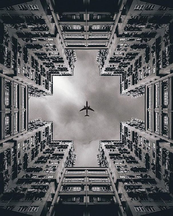 Architecture Photography Ideas les photos instagram parfaitement symétriques qui raviront les