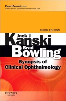 synopsis of clinical ophthalmology 3ed 2013 kanski jack j