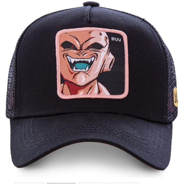 Dragon Ball-Z Majin Vegeta GOKU Cap Men Women Super Hat Baseball Snapback Anime