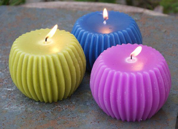resultado de imagen para velas decoradas diseos etnicos - Velas Decoradas