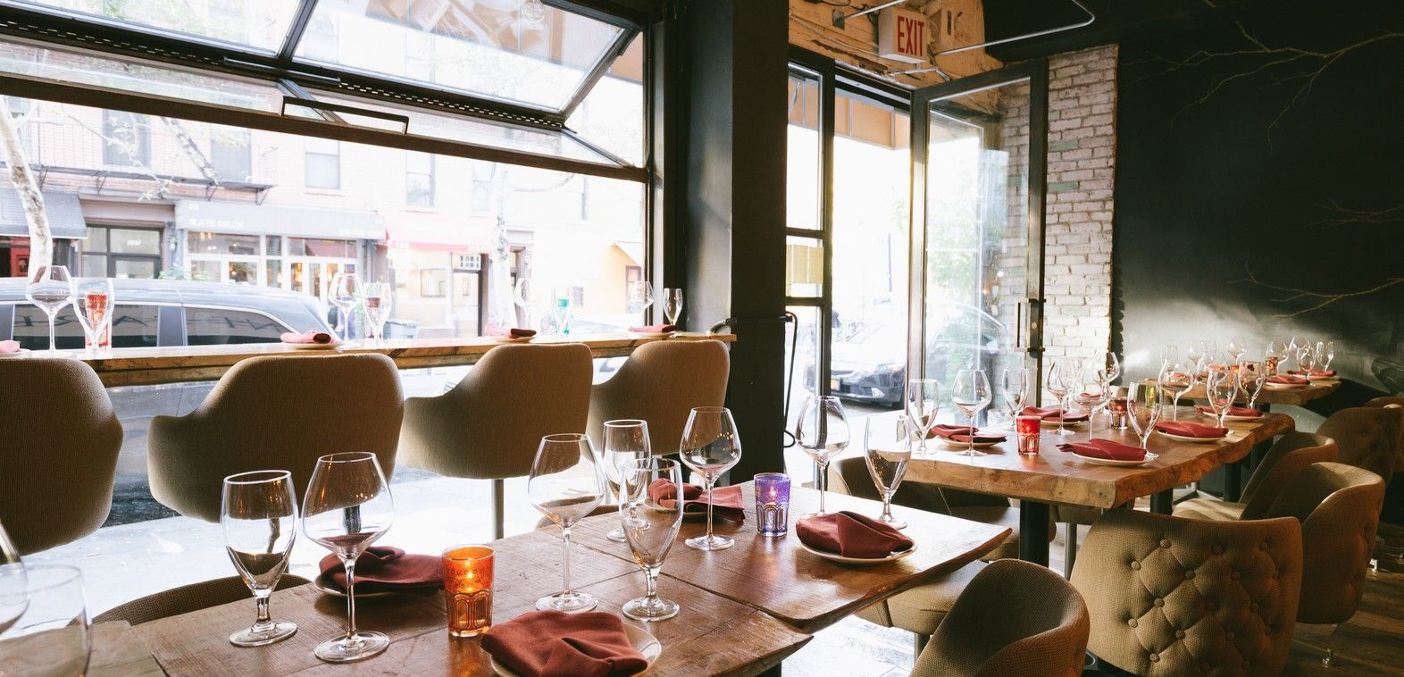 Avant Garden Is A Vegan Place In The East Village That S Nice Enough For An Intimate Date Night When You Just Want To Eat Some Vegetables