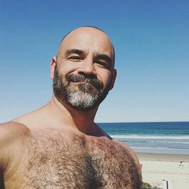 Pin De Mowet En Peloncitos Ricos  Bald Man, Hairy Men Y -2818