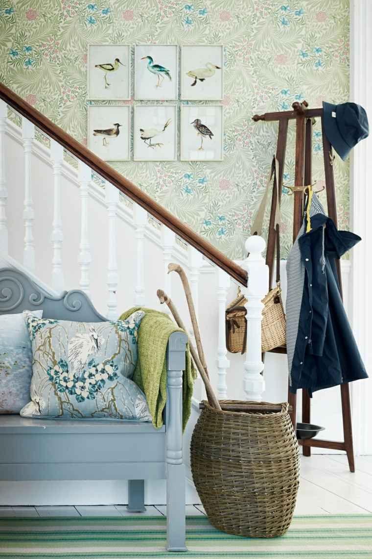 D 233 Co Cage Escalier 50 Int 233 Rieurs Modernes Et Contemporains For The Home Hallway Wallpaper