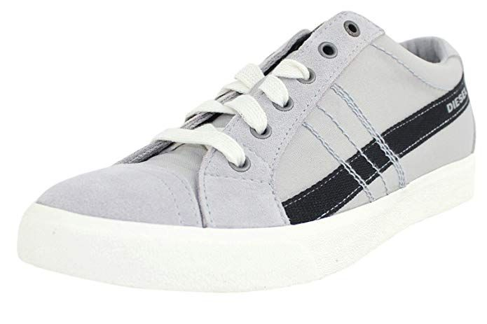 ad000cc88aa Diesel Men s Casual Trainers Tennis Shoes D-String Low Fashion Sneakers  Review