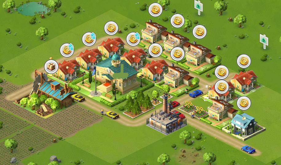 Meine Stadt Spiel