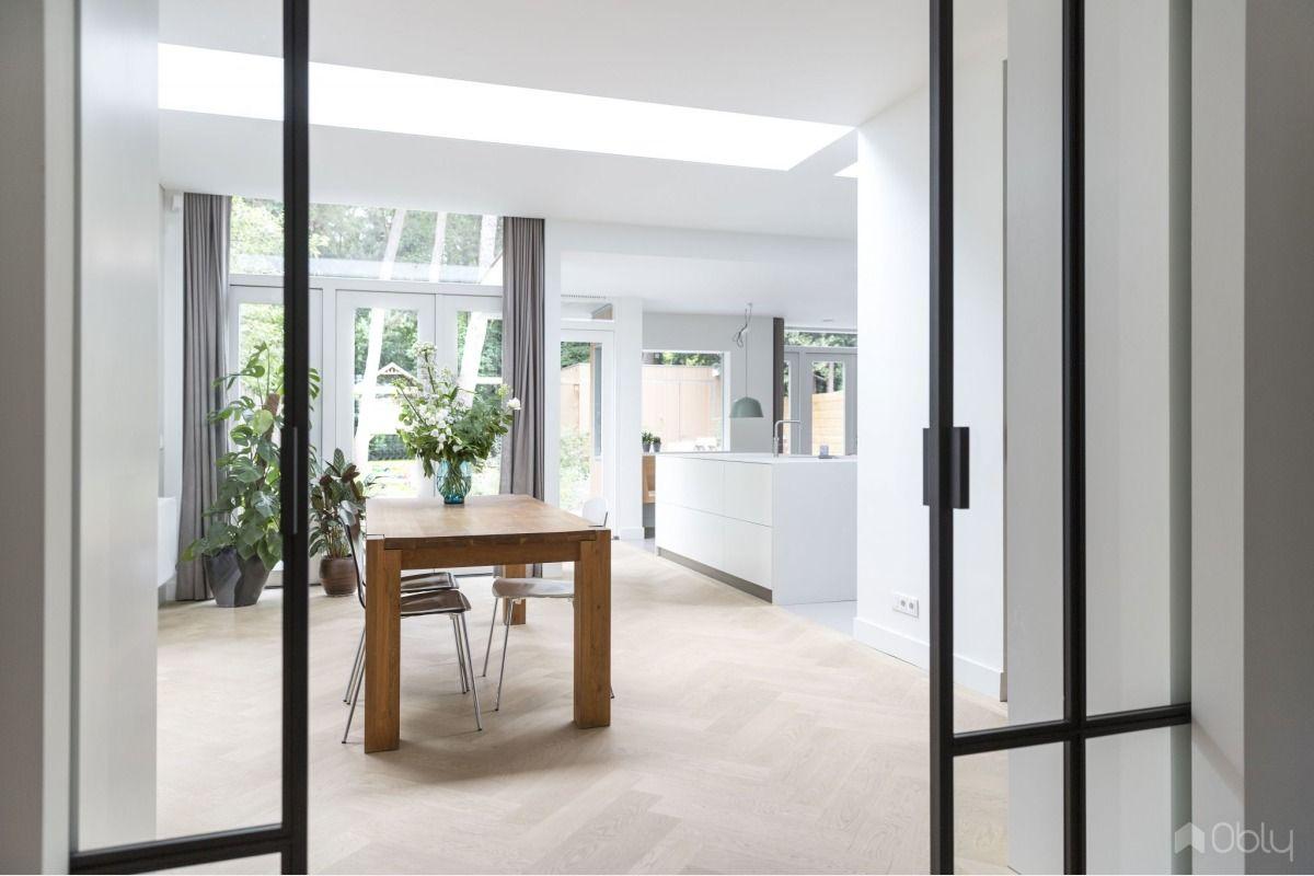 Doors Uitbouw Keuken : Keuken in uitbouw jaren woning ontwerp en realisatie kraal