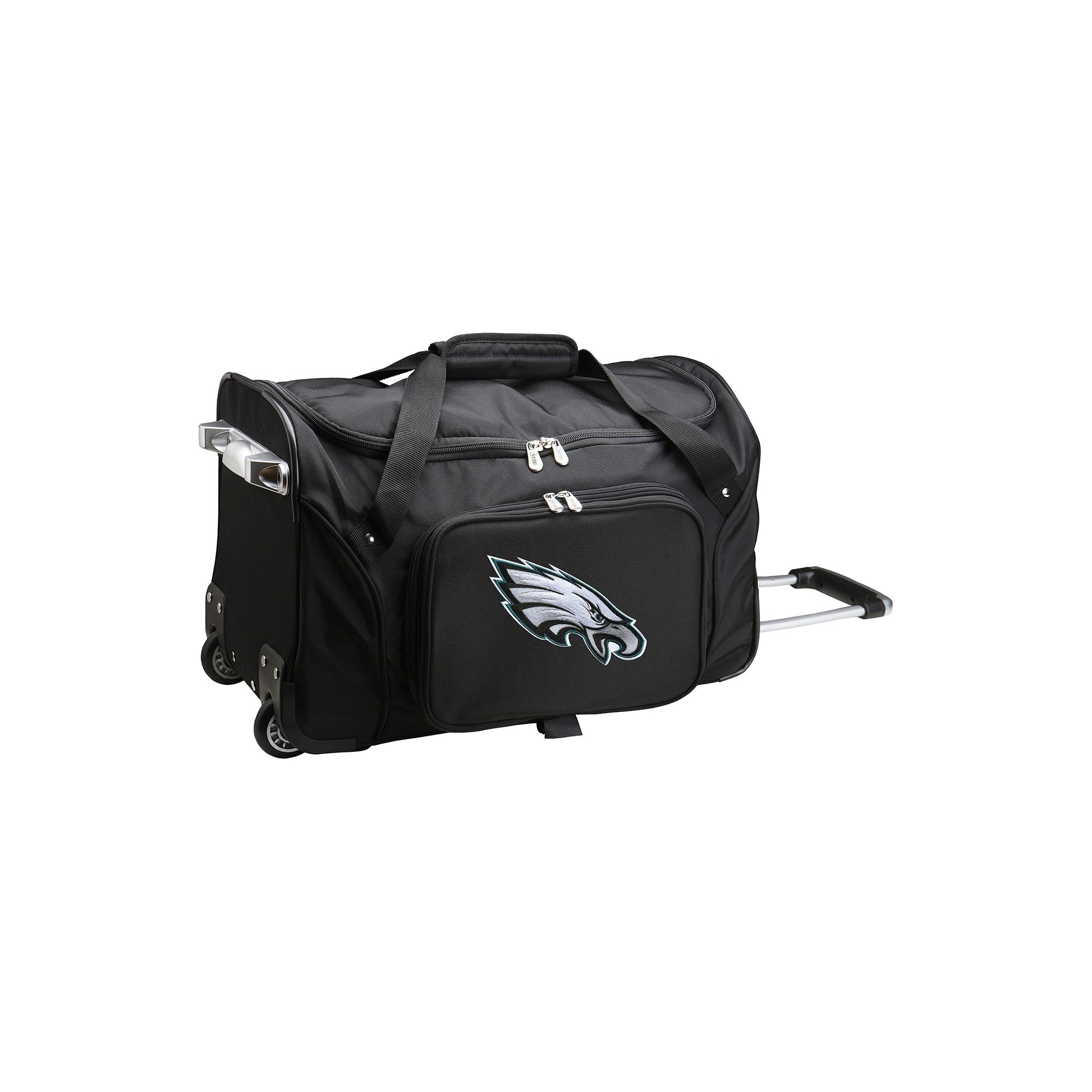 NFL Philadelphia Eagles Mojo 22 Rolling Duffle Bag   Products ... ebeb2880ce