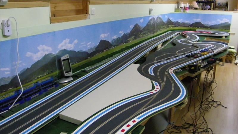Le Castellet Sillage Racing Slot car racing, Slot cars