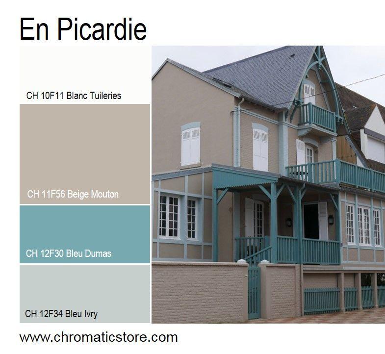 Retrouvez toute l offre couleur de notre nouveau nuancier for Nuancier peinture facade exterieure