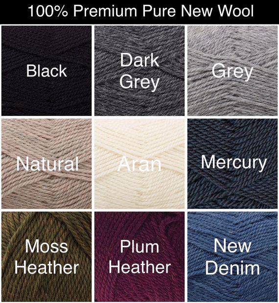 Hand Knit Women Chunky Cable Aran Irish Fisherman Sweater Coat ...