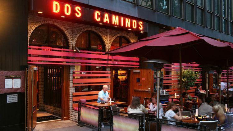 Dos caminos third avenue restaurant new york mexican
