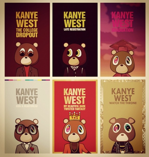 Pin By Rachel Boyd On Kanye 3 Kanye West Album Cover Kanye West Wallpaper Kanye West Albums