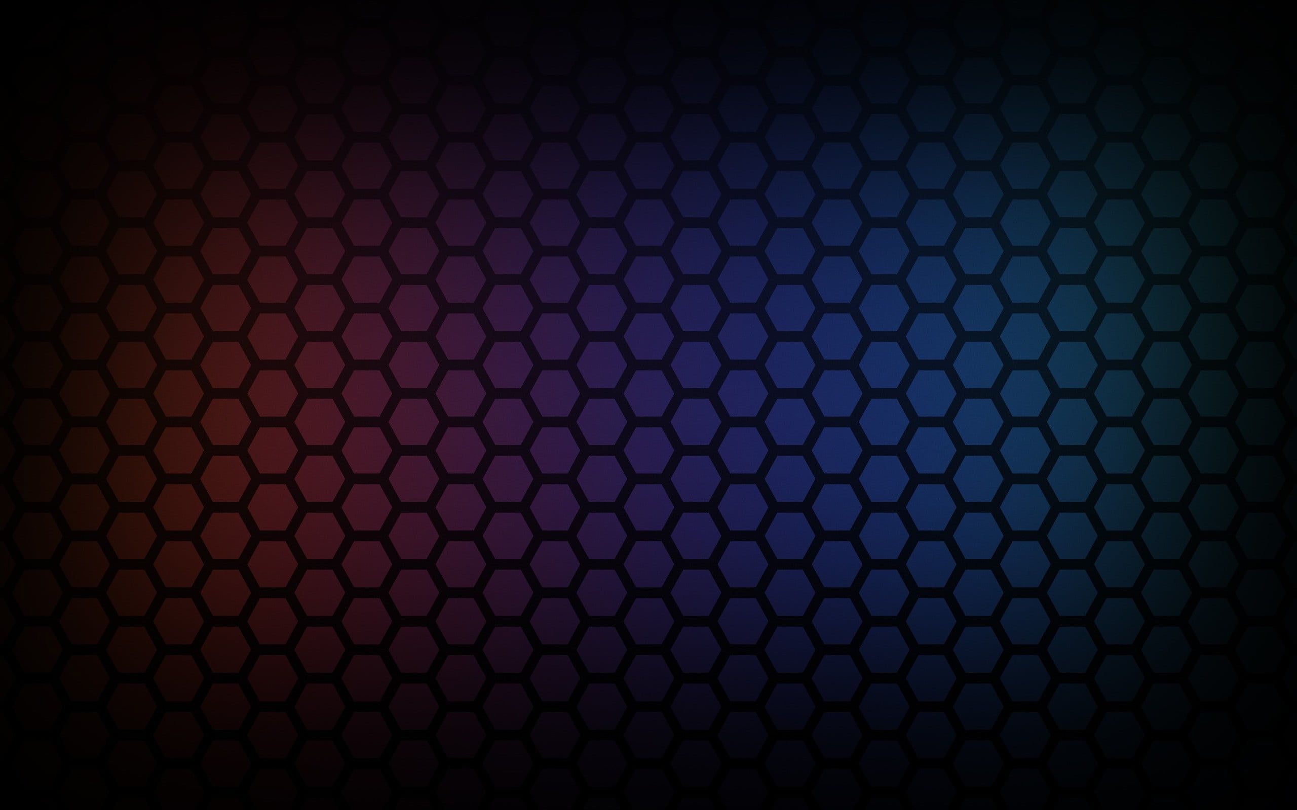 Black Honeycomb Graphic Wallpaper Hexagon Colorful Pattern Gradient Honeycombs Abstract Textured Graphic Wallpaper Honeycomb Wallpaper Pattern Wallpaper