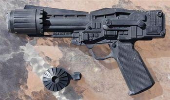 Classic BSG laser pistol