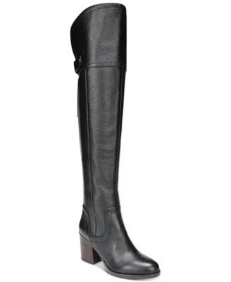 d66037151a0 Franco Sarto Ollie Wide-Calf Over-The-Knee Boots