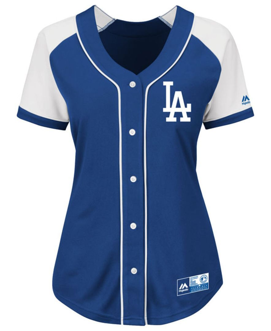 Majestic Women S Los Angeles Dodgers Fashion Replica Jersey Chicago Cubs Fashion Yankees Outfit Fashion
