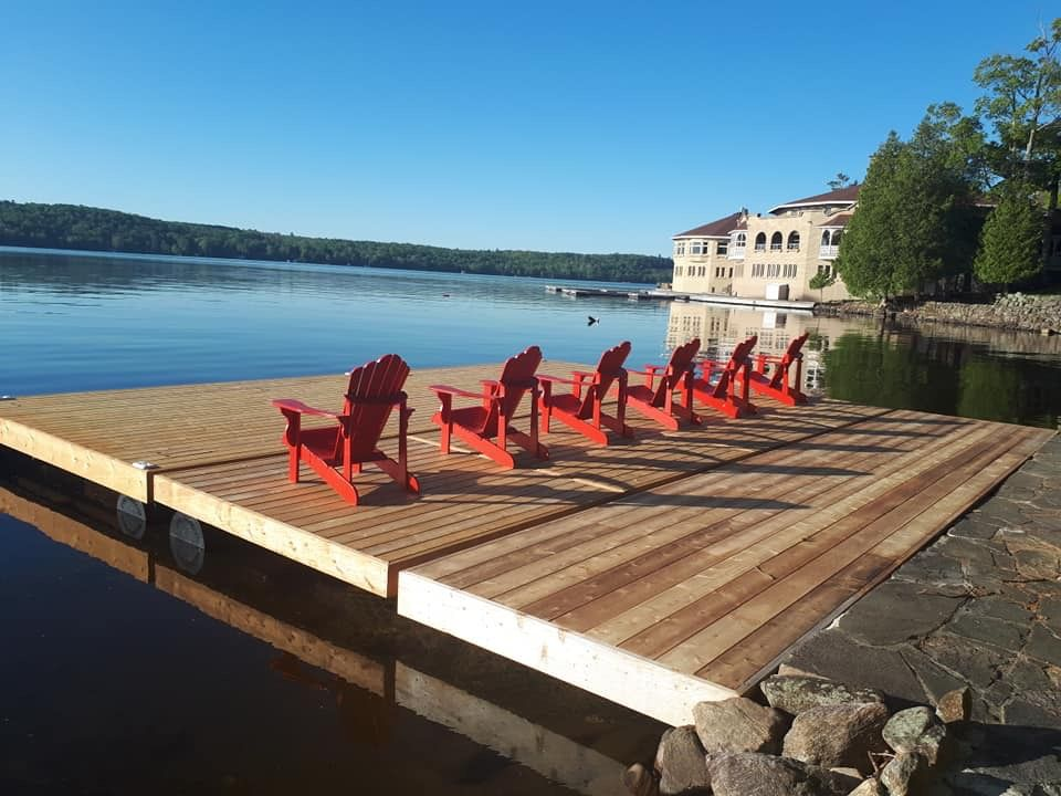 Lake of bays is one of the most breathtaking lakes in