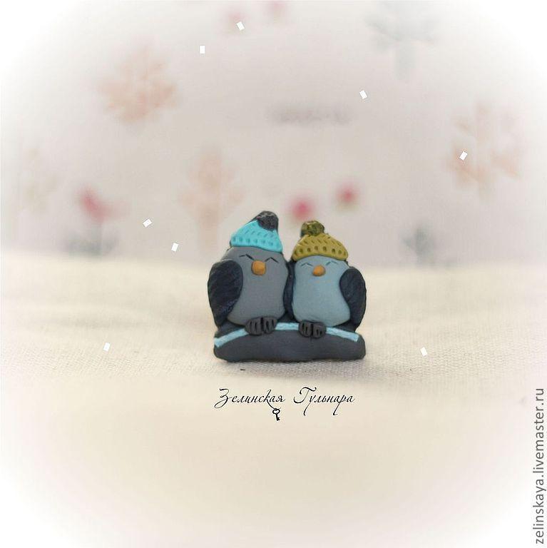 Новый год на Sees-All-Colors: Зимние брошки Гульнары Зелинской