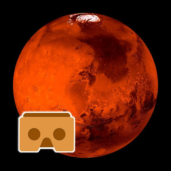 Download IPA / APK of Virtual Reality Mars for Google
