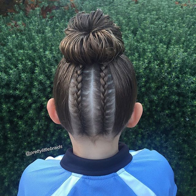 Pin for Later: Keep Your Kids Lice-Free With These Stylish Hairdo Ideas