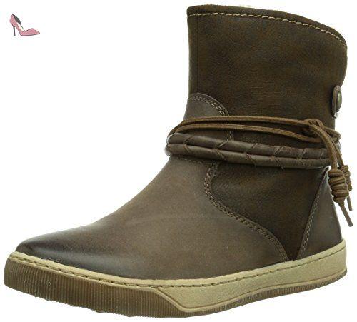 26413 Tamaris 304 mocca Femme Marron Active Montantes Chaussures 5qrnvwRxBq