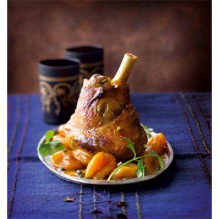 Tajine d'agneau aux abricots moelleux et aux pistaches - Cuisine et Vins de France