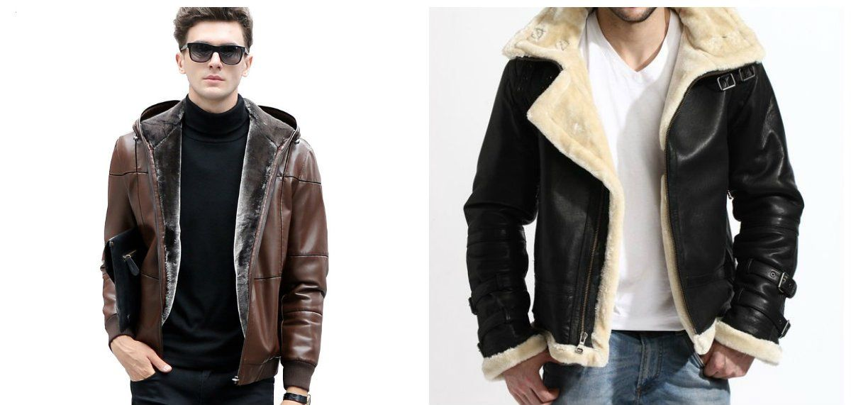 Menswear Trends 2018 Leather And Lacquer Jackets For Men Men S