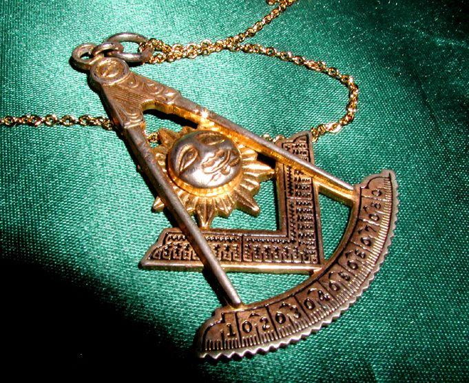 Eastern Star Necklace Pendant