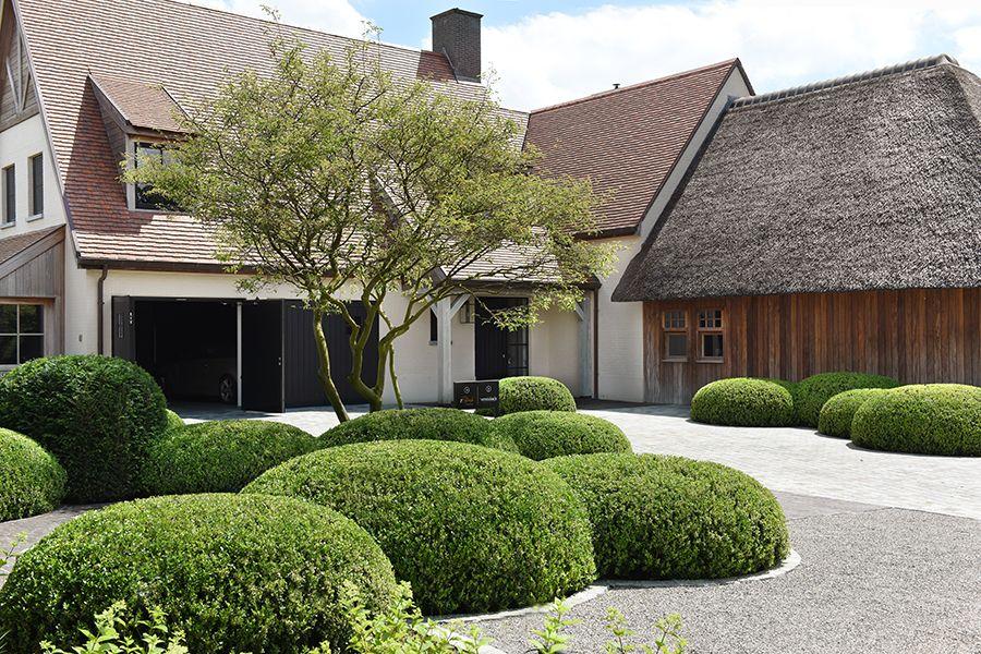 Stijn cornilly landschapsarchitect tuinarchitect for Tuinarchitect kleine tuin