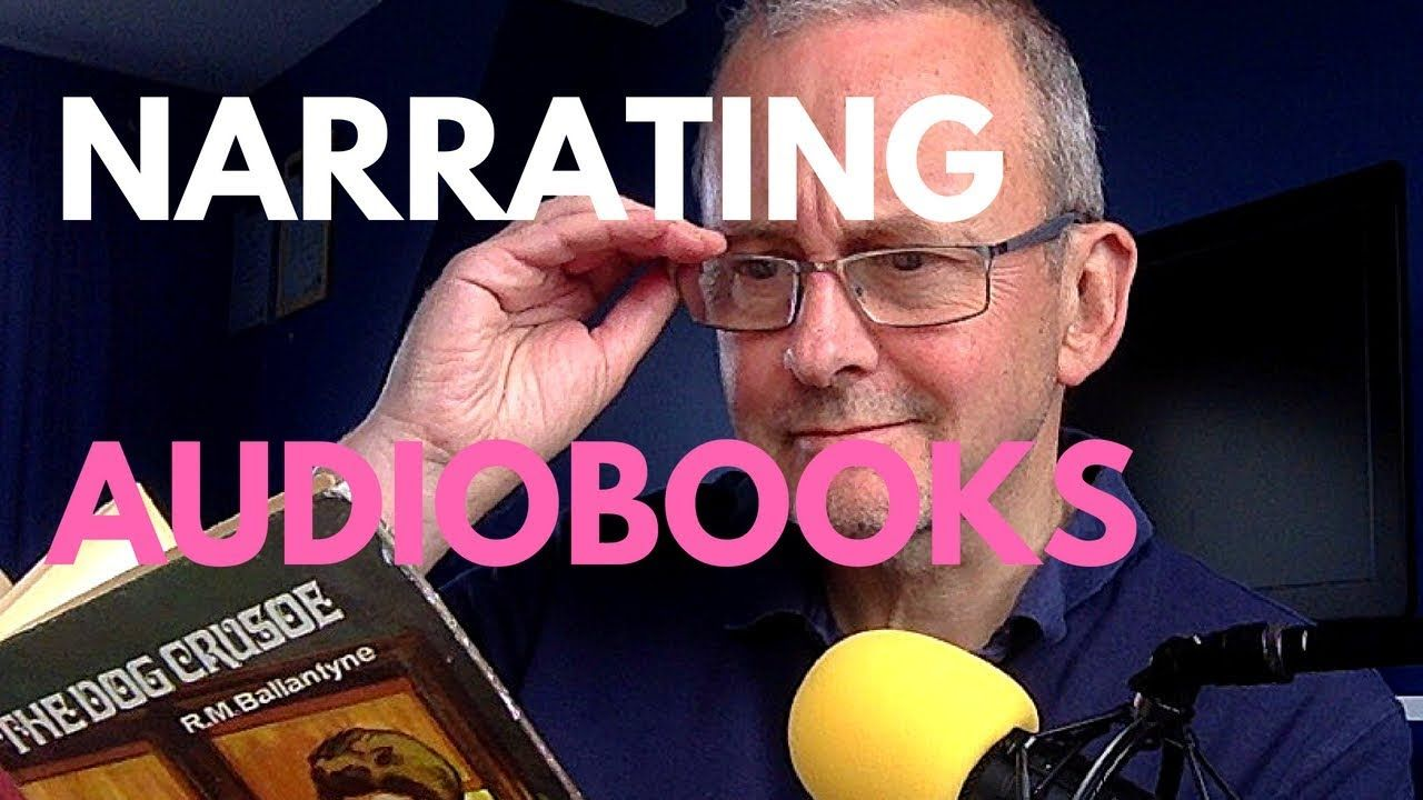 How to an Audiobook Narrator Pros & Cons Audio