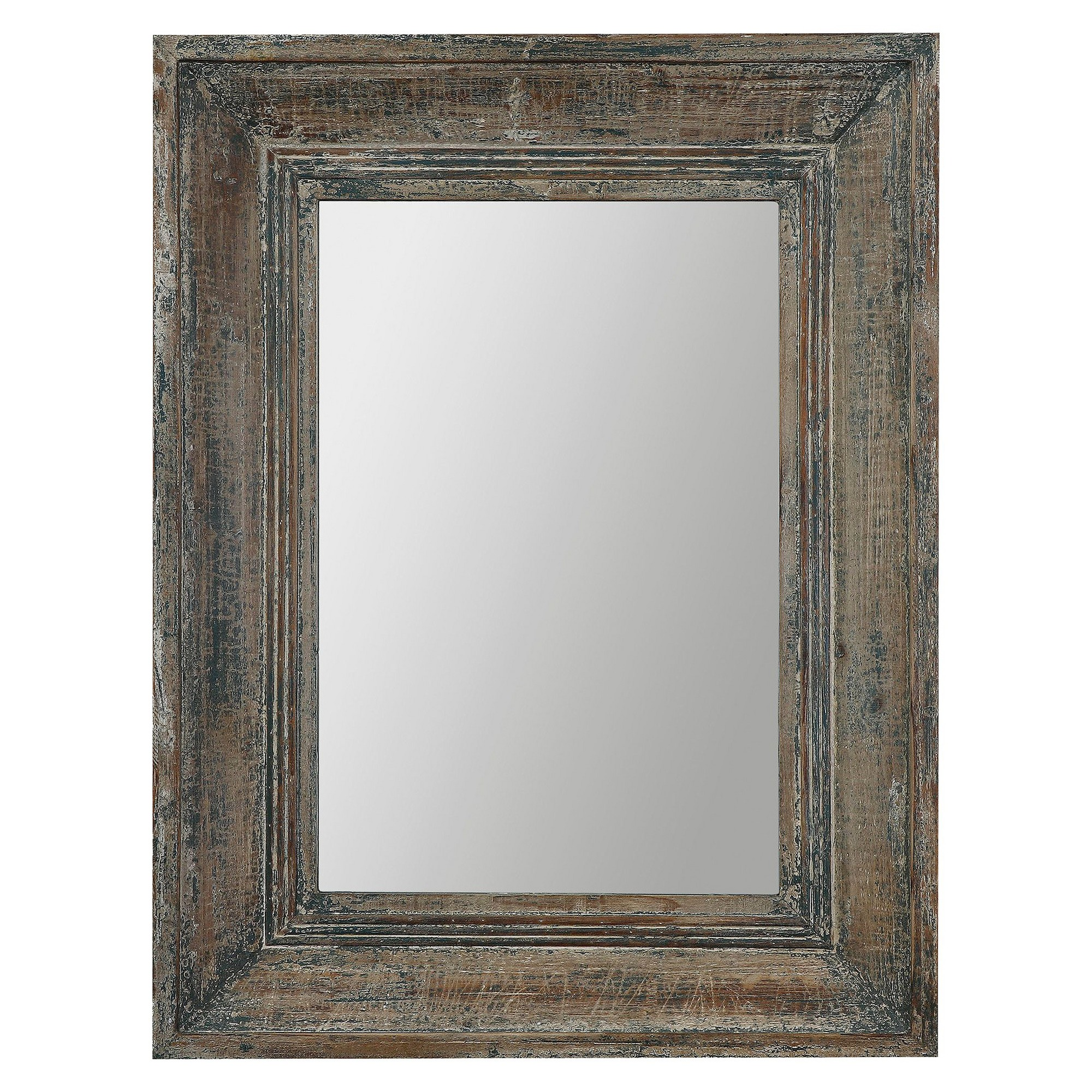 Rectangle Missoula Decorative Wall Mirror  Uttermost