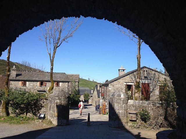 St James' Way - O Cebreiro (Spain) / Camino de Santiago - O Cebreiro ( Lugo, Galicia)
