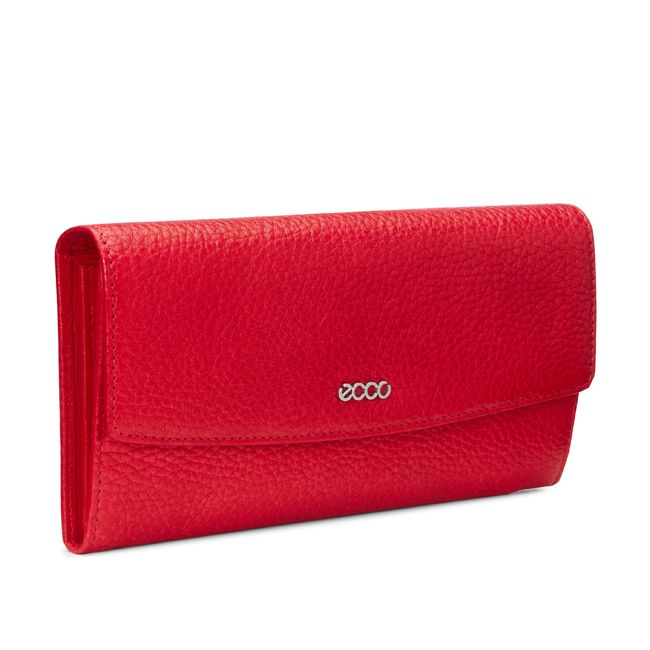 The ECCO Dema Continental Wallet for the ladies is the perfect expression of love this Valentine's Day. ($199.90), #B2-21