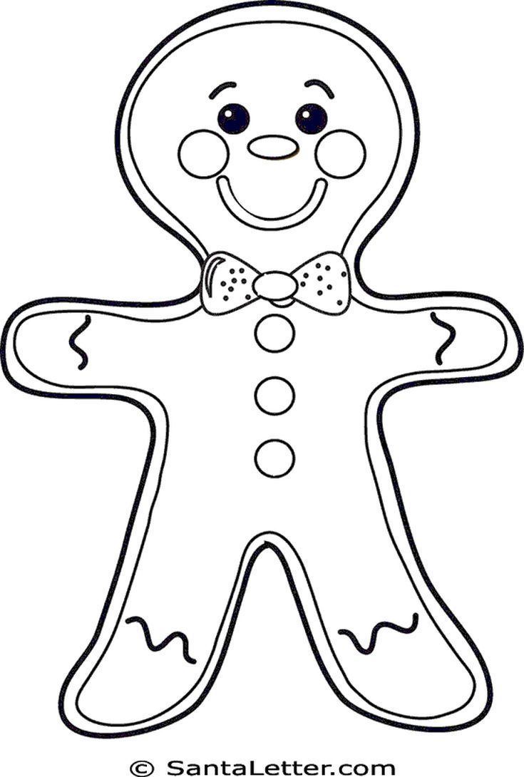 1,453 Printable Christmas Coloring Pages the Kids Will Love ...
