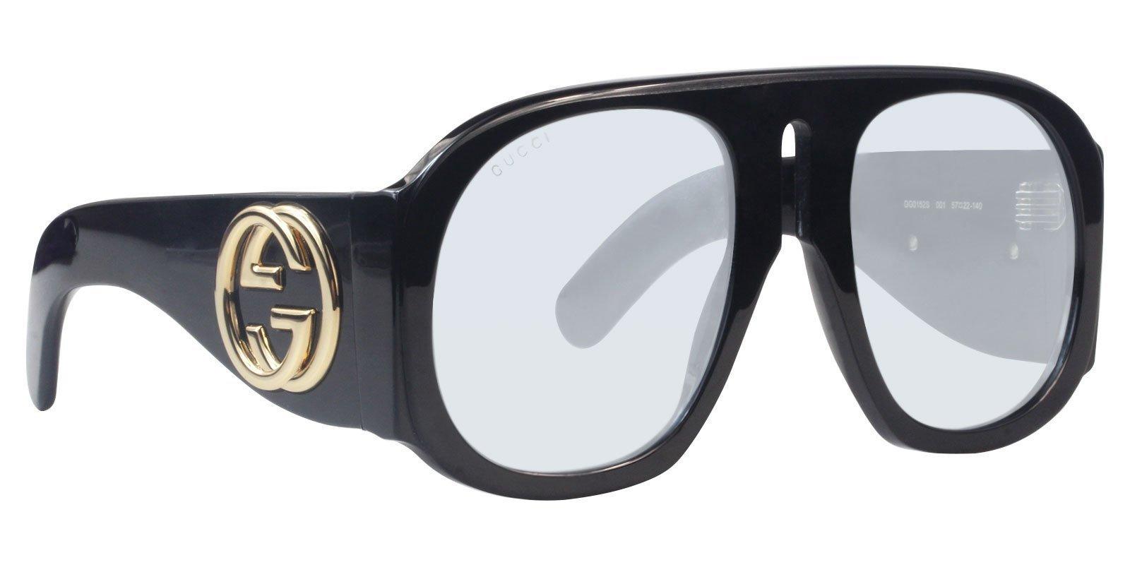 ef3a6711a1a Gucci - GG0152S Black - Blue sunglasses in 2018
