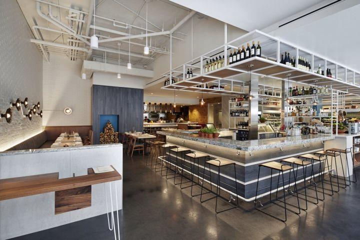 Centrolina located in washington dc was designed by - Interior design firms washington dc ...