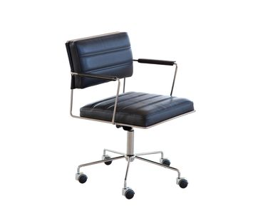 Time from onecollection at Chaplins Furniture: This new version of Henrik Tengler's 2013 conference chair TIME has a ...