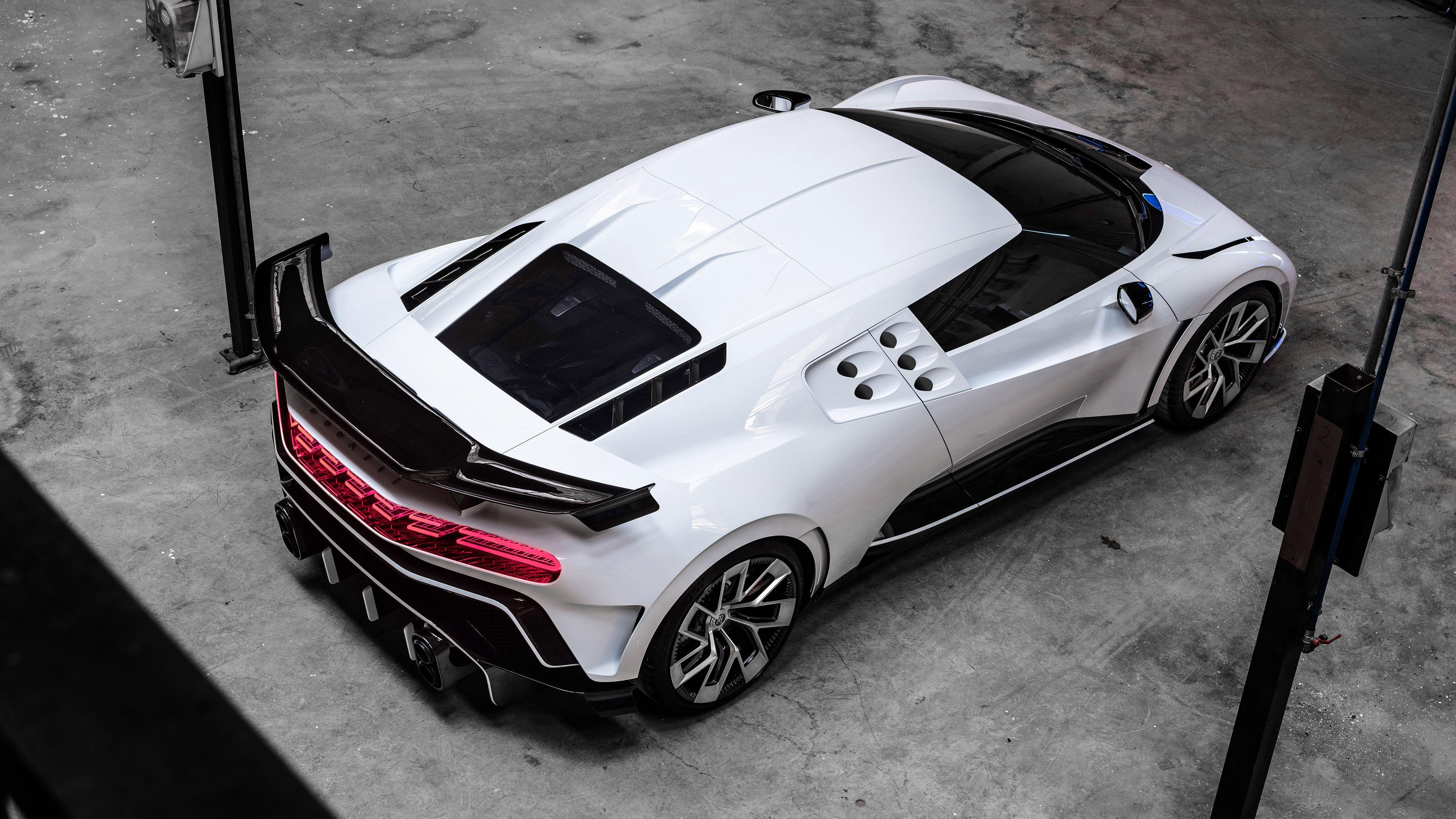 Bugatti Centodieci 2019 (с изображениями)